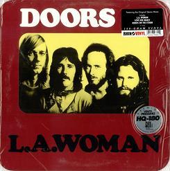 L A Woman Deluxe Original Art Work Hq 180gram Vinyl Lp
