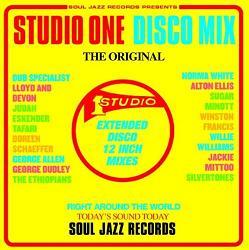 Soul Jazz Records Present Studio One Disco Mix Limited