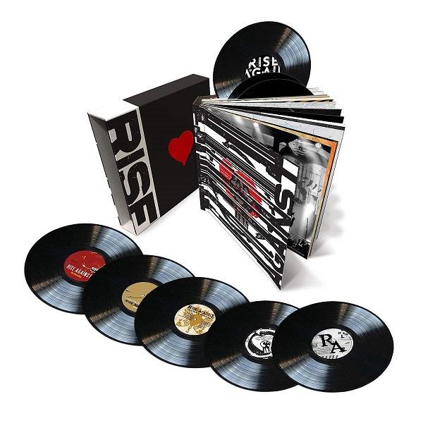 Rise Limited 180gram Vinyl 8lp Box Set What Records
